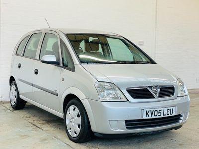 Vauxhall Meriva MPV 1.7 CDTi 16v Enjoy 5dr (a/c)