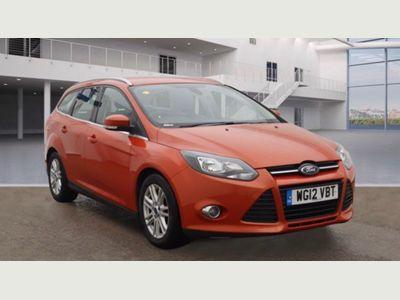 Ford Focus Estate 1.0 SCTi EcoBoost Titanium 5dr