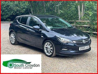 Vauxhall Astra Hatchback 1.0i Turbo ecoTEC Tech Line Nav (s/s) 5dr