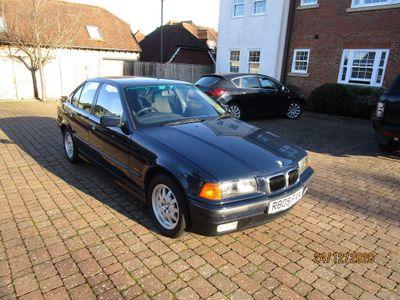 BMW 3 Series Saloon 1.8 318i SE 4dr