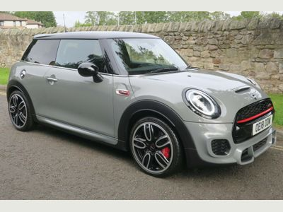 MINI Hatch Hatchback 2.0 John Cooper Works Auto (s/s) 3dr