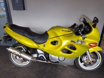 Suzuki GSX600 Sports Tourer 600 F-W