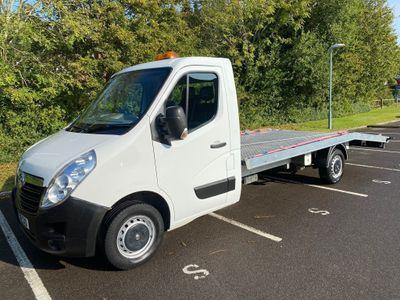 Vauxhall Movano Vehicle Transporter 2.3 CDTi 3500 BiTurbo ecoFLEX FWD L3 H1 EU5 (s/s) 2dr
