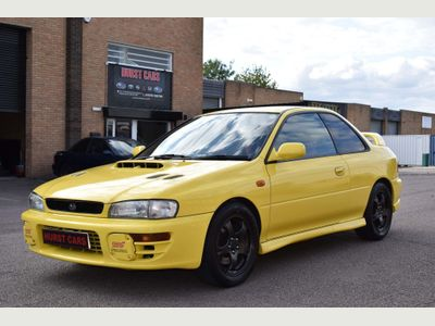 SUBARU IMPREZA Unlisted JDM STI Type R Version 3