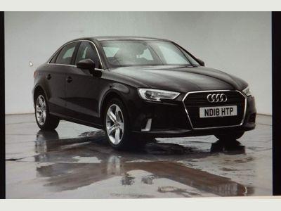 Audi A3 Saloon 1.5 TFSI CoD Sport (s/s) 4dr
