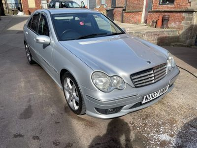 Mercedes-Benz C Class Saloon 1.8 C180 Kompressor Sport Edition 4dr