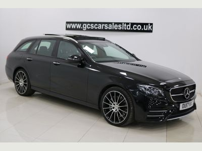 Mercedes-Benz E Class Estate 3.0 E43 V6 AMG (Premium Plus) G-Tronic+ 4MATIC (s/s) 5dr