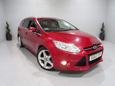 Ford Focus Estate 1.6 SCTi EcoBoost Titanium X 5dr