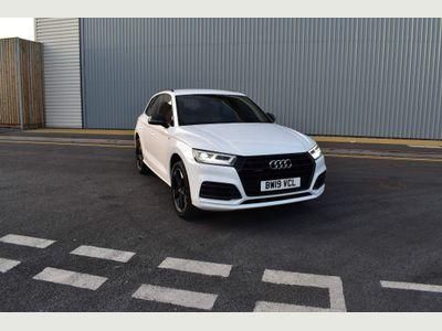 Audi Q5 SUV 2.0 TDI 40 Black Edition S Tronic quattro (s/s) 5dr