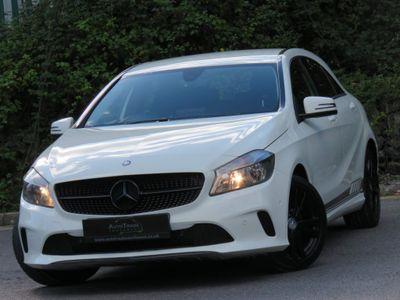 Mercedes-Benz A Class Hatchback 1.6 A160 Sport (Executive) 7G-DCT (s/s) 5dr