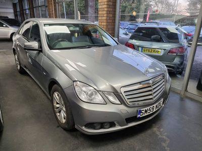 Mercedes-Benz E Class Saloon 2.1 E220 CDI BlueEFFICIENCY SE 4dr