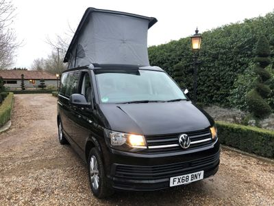 Volkswagen California Unlisted