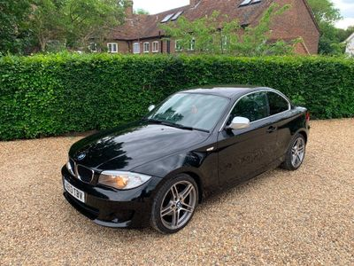 BMW 1 Series Coupe 2.0 120d Exclusive Edition 2dr
