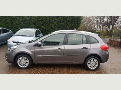 Renault Clio Estate 1.2 16v Expression + Sport Tourer 5dr