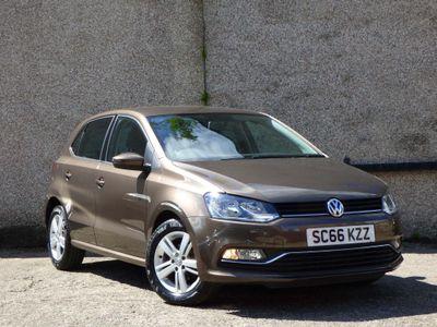 Volkswagen Polo Hatchback 1.2 TSI Match DSG (s/s) 5dr