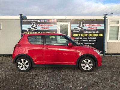 Suzuki Swift Hatchback 1.3 Attitude 3dr