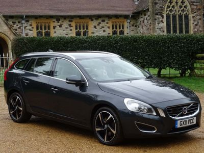 Volvo V60 Estate 2.0 T5 SE Lux Powershift 5dr