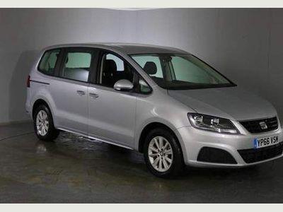 SEAT Alhambra MPV 2.0 TDI Ecomotive S (s/s) 5dr