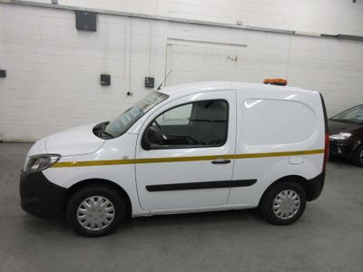 MERCEDES-BENZ CITAN Panel Van 1.5 CDi 109 L1 3dr