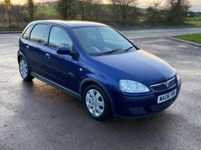 Vauxhall Corsa Hatchback 1.2 i 16v SXi+ 5dr