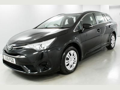 Toyota Avensis Estate 1.6 D-4D Active Touring Sports (s/s) 5dr
