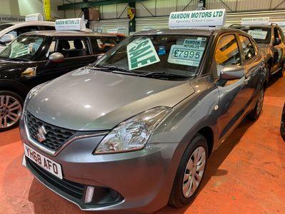 Suzuki Baleno Hatchback 1.2 Dualjet SZ3 5dr