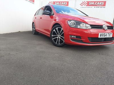 Volkswagen Golf Estate 1.4 TSI BlueMotion Tech GT DSG (s/s) 5dr