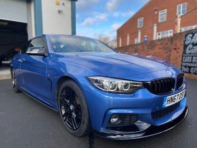BMW 4 Series Coupe 2.0 420d M Sport Auto (s/s) 2dr