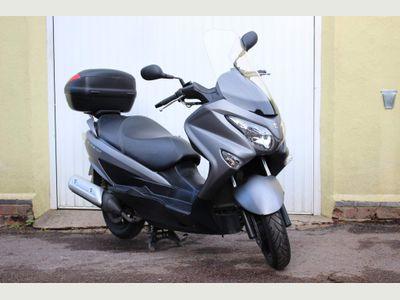 Suzuki UH Scooter