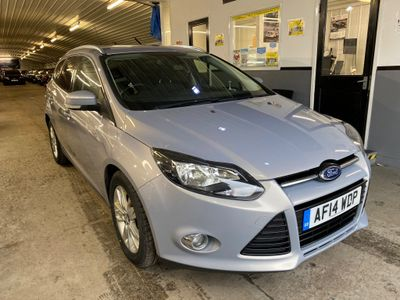 Ford Focus Estate 1.6 TDCi Titanium 5dr