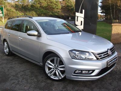 Volkswagen Passat Estate 1.6 TDI BlueMotion Tech R-Line 5dr