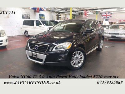 Volvo XC60 SUV T6 SE Lux Geartronic AWD Panoramic roof