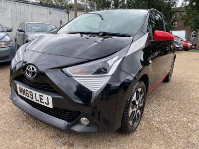 Toyota AYGO Hatchback 1.0 VVT-i x-trend x-shift 5dr