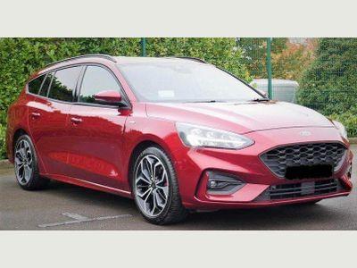 Ford Focus Estate 1.5 EcoBlue ST-Line X Auto (s/s) 5dr