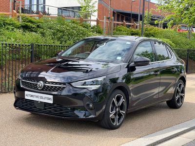 Vauxhall Corsa Hatchback 1.2 Turbo Elite Nav Premium (s/s) 5dr