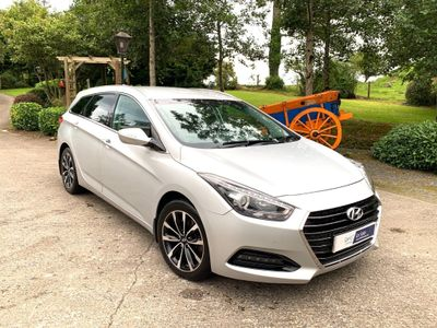 Hyundai i40 Estate 1.7 CRDi Blue Drive SE Nav Business Tourer DCT (s/s) 5dr