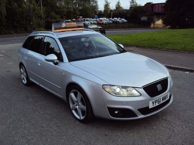SEAT Exeo Estate 2.0 TDI DPF SE (Tech Pack) ST Multitronic 5dr