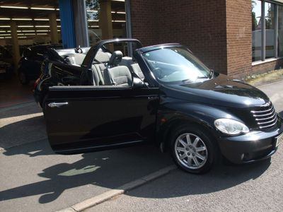 CHRYSLER PT CRUISER Convertible 2.4 Touring RHD 2dr