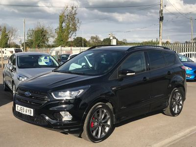 Ford Kuga SUV 1.5T EcoBoost ST-Line Edition Auto AWD (s/s) 5dr