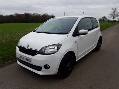 SKODA Citigo Hatchback 1.0 MPI Colour Edition 3dr