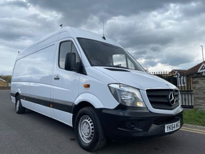 Mercedes-Benz Sprinter Panel Van 2.1 CDI 310 High Roof Panel Van 4dr (LWB)