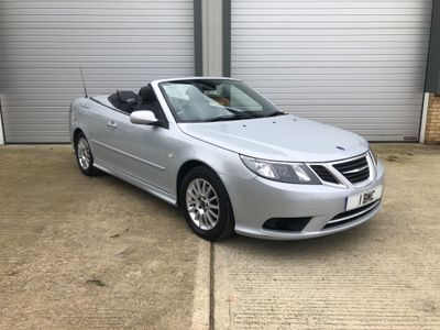Saab 9-3 Convertible 2.0 T BioPower Linear SE 2dr