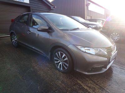 Honda Civic Hatchback 1.6 i-DTEC EX 5dr