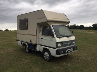 Bedford Rascal Unlisted 1.0 Temperature Controlled Petrol Manual (44 bhp)