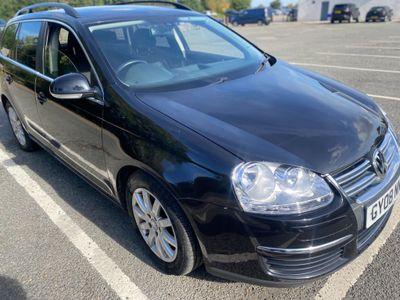 Volkswagen Golf Estate 1.9 TDI SE 5dr