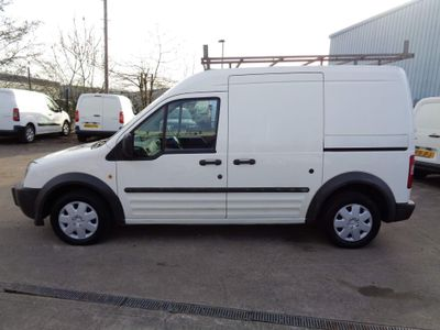 Ford Transit Connect Panel Van LONG WHEEL BASE=HIGH ROOF=230L=1800cc TD