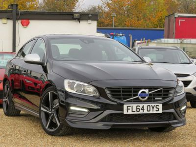 Volvo S60 Saloon 2.4 D5 R-Design Lux Nav Geartronic 4dr