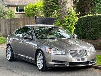 Jaguar XF Saloon 3.0 TD V6 Luxury 4dr
