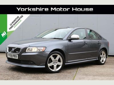 VOLVO S40 Saloon 1.6 TD DRIVe R-Design 4dr
