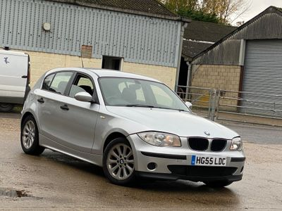 BMW 1 Series Hatchback 1.6 116i ES 5dr